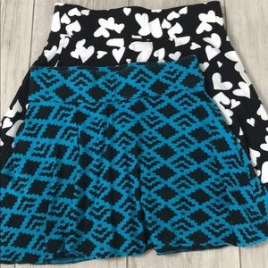 Other - 2 girls size 10/12 skirts